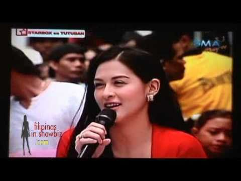 Marian Rivera Starbox Pilot, part 1