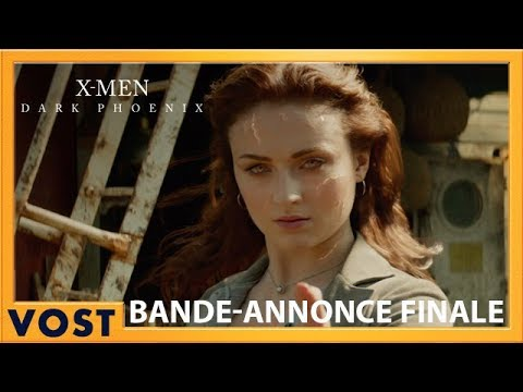 X-Men : Dark Phoenix - Bande Annonce 3 VOST