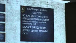 Jacksonville (TX) United States  city pictures gallery : Jacksonville Texas Police Dept - Open Carry Meeting