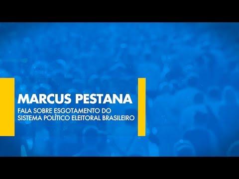Marcus Pestana fala sobre esgotamento do sistema político eleitoral brasileiro