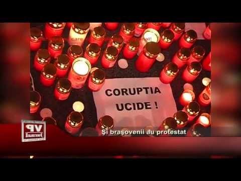 Si brasovenii au protestat