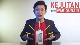 Video KEJUTAN BUAT WAK SUNARI MP3, 3GP, MP4, WEBM, AVI, FLV Desember 2017