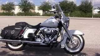 8. Used 2013 Harley Davidson Road King Classic Motorcycles for sale