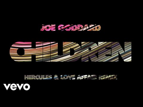 AUDIO: JOE GODDARD - 'Children' (Hercules & Love Affair Remix)