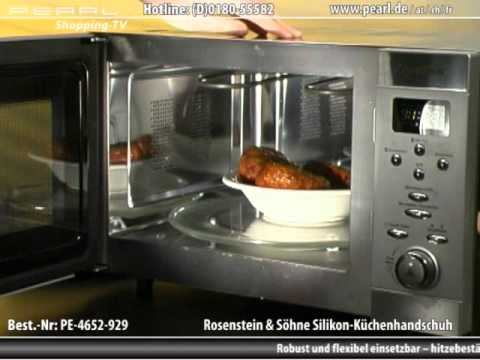 Silikon-Küchenhandschuh Rosenstein & Söhne
