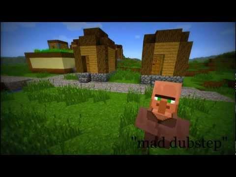 Minecraft seeds 1.2.5- Double Village, Spawners, Diamonds.