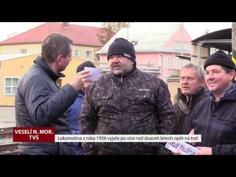 TVS: Veselí nad Moravou 8. 12. 2018