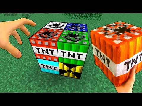 Realistic Minecraft - MORE TNT