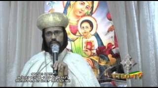Hosanna In Mesrake Tshaye Saint Tekele Haymanot E O T C Holy Bible Preaching Abune Abune Abraham, Ar