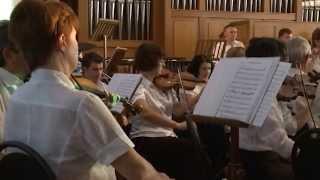 В Краснодарском органном зале дали концерт легкой музыки