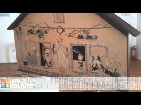 """Expoziția """"Vânătoare de vise"""" @ Muzeul de Artă Arad"""