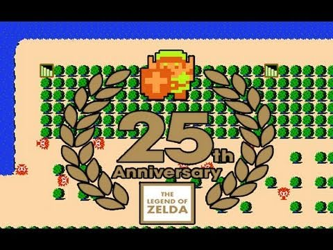 preview-The Legend Of Zelda 25th Anniversary Special