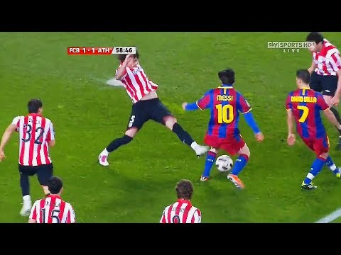 Lionel Messi ● 10 Moments Football May Not See Again ● 0.001% Probability ||HD||