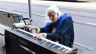 Video Top 10 AMAZING Street Performers Musicians Piano (2017) MP3, 3GP, MP4, WEBM, AVI, FLV Juli 2018