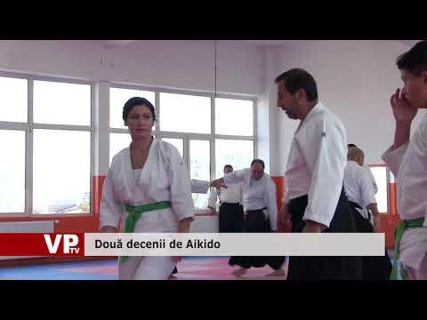 Două decenii de Aikido