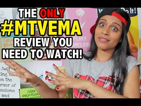 The ONLY #MTVEMA Review You Need to Watch!