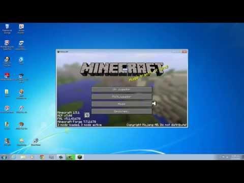 Minecraft.Como instalar minecraft forge y modloder juntos 1.5.2 LOQUENDO