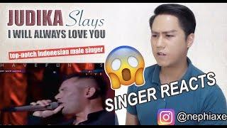 Video Judika - I Will Always Love You [REACTION] MP3, 3GP, MP4, WEBM, AVI, FLV Maret 2019