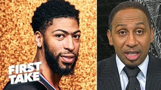 Video The Lakers as 2020 title favorites is 'valid' – Stephen A. | First Take MP3, 3GP, MP4, WEBM, AVI, FLV Juni 2019