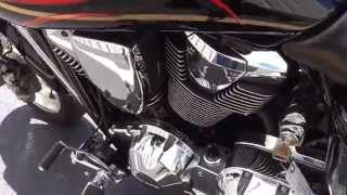 5. 2006 Honda VTX 1800C Spec 1