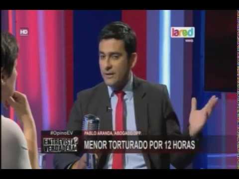 """Pablo Aranda: """"La forma en que violentamente muere un niño, sin la posibilidad de tener un  juicio ni defensa es dramática"""""""