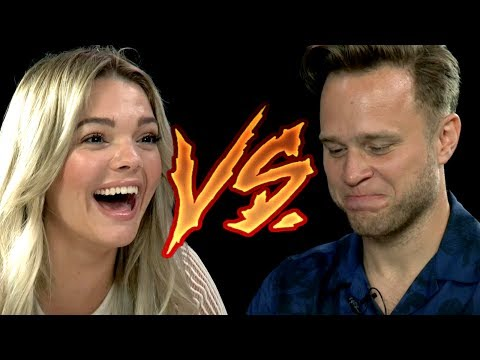 Louisa Johnson And Olly Murs In The Hardest 'Try Not To Laugh' Challenge EVER!
