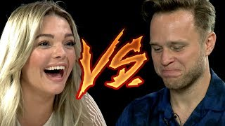 Louisa Johnson And Olly Murs In The Hardest 'Try Not To Laugh' Challenge EVER! Video