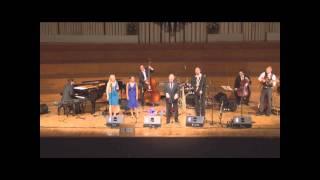 Video Jazzový koncert vďaky- Gary A. Edwards