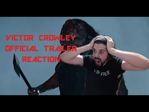 Victor Crowley Official Trailer Reaction