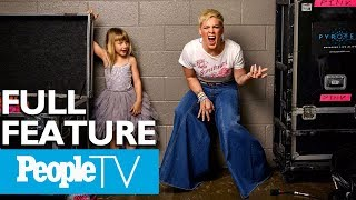Video Pink Opens Up About Raising Strong Kids, How Her Childhood Shaped The Way She Parents | PeopleTV MP3, 3GP, MP4, WEBM, AVI, FLV Maret 2019