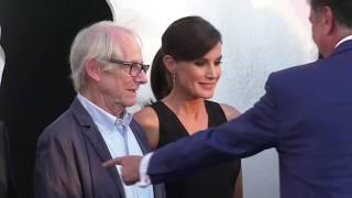 S.M. la Reina inaugura la novena edición del Atlàntida Film Festival
