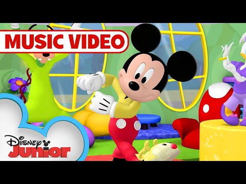 Pajama Hot Dog Dance | Music Video | Mickey Mouse Clubhouse | Disney Junior