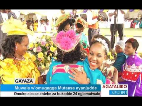 Muwala w'omugagga Mutaasa ayanjudde