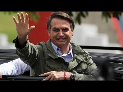 Βραζιλία: O ακροδεξιός Μπολσονάρου νικητής των εκλογών