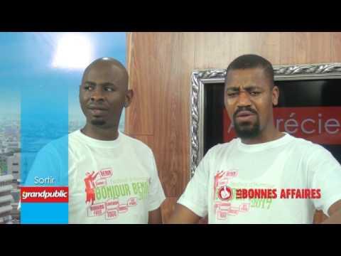 Bonjour Bénin 2017, Nana Ardo et Cromosome donnent l'avant goût