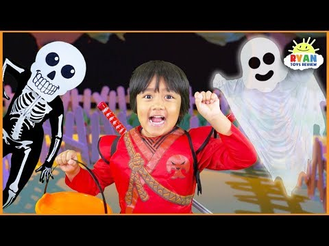 Video songs - Halloween Songs for Children - Do you want to Trick or Treat Nursery Rhyme!
