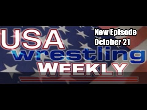 USA Wrestling Weekly – October 21, 2011