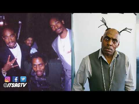 Coolio Says The Unreleased Track He Had With 2Pac Was Erased