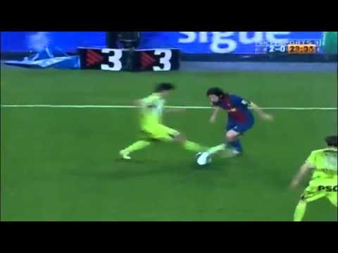 Lionel Messi Vs Getafe Best Goal Ever (English)