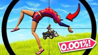 Download Video *ONE in 1 BILLION* ACCIDENTAL SNIPE! - Fortnite Funny Fails and WTF Moments! #431 MP3 3GP MP4