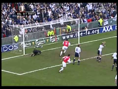 Arsenal 2-1 Tottenham Hotspur (2001 FA Cup Semi Final)