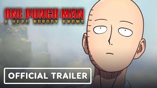 One Punch Man: A Hero Nobody Knows - Official Announcement Trailer by IGN