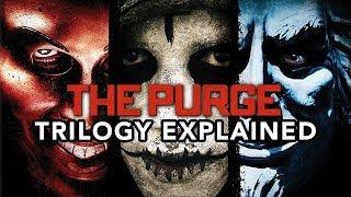 Video THE PURGE Trilogy Explained (2013-2016) MP3, 3GP, MP4, WEBM, AVI, FLV Oktober 2018