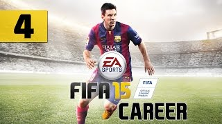 """Video FIFA 15 - Career - Let's Play - Part 4 - [League, Vs. Dundee FC] - """"Arguing With Kinect"""" MP3, 3GP, MP4, WEBM, AVI, FLV Desember 2017"""