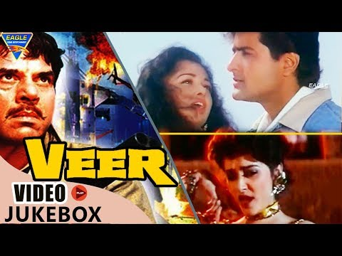 Veer Hindi Movie | Dharmendra, Jayapradha, Gouthami | Video Jukebox | Eagle Hindi Movies