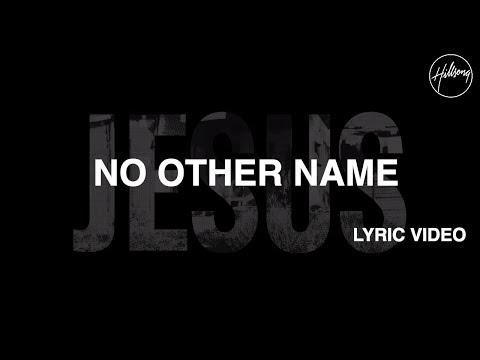 Não há outro nome (No other name)