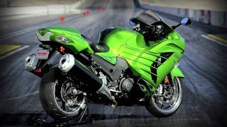 7. 2012 Kawasaki Ninja ZX-14R Review - New King of Hyperbikes?