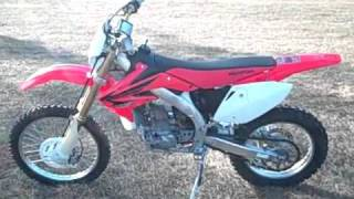 8. HONDA CRF-450X ~ CROOMATVRENTAL.COM ~ 352-345-8797 ~ BROOKSVILLE ~ FLORIDA