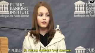 La corruption au Canada selon Victoria Grant, 12 ans