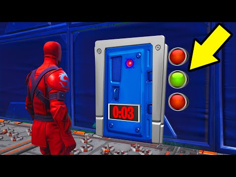 Only ONE BUTTON Will Open The DOOR! (Fortnite) - Thời lượng: 10 phút.